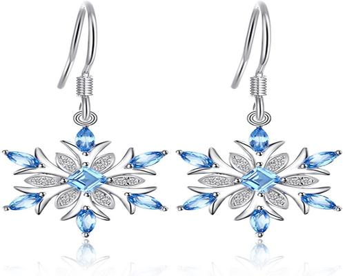 A Pair Of Jewelrypalace Flocon Earrings