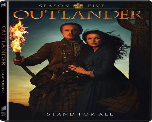 a Movie Outlander Season 5 Dvd