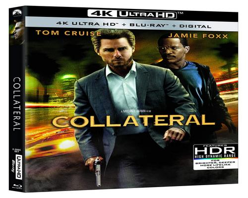 a Movie Collateral (4K Uhd + Blu-Ray + Digital)