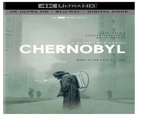 a Movie Chernobyl (4K Uhd/Blu-Ray/Digital Copy)