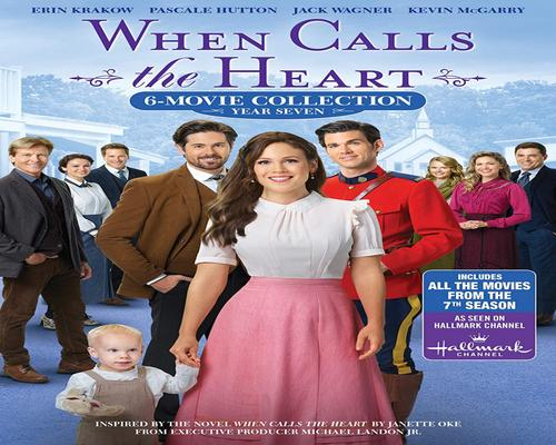 a Movie When Calls The Heart: Complete Year Seven