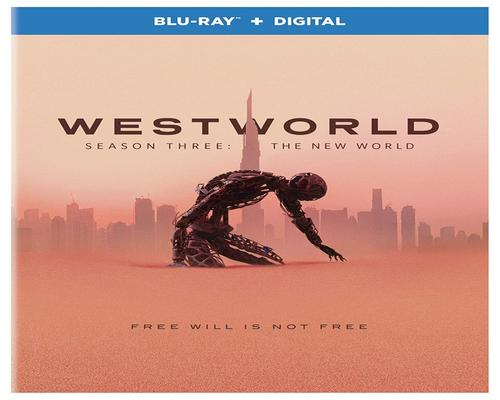 a Movie Westworld: S3: The New World (Blu-Ray + Digital)