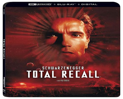 a Movie Total Recall 30Th Anniversary 4K + Bd + Dgtl [Blu-Ray]
