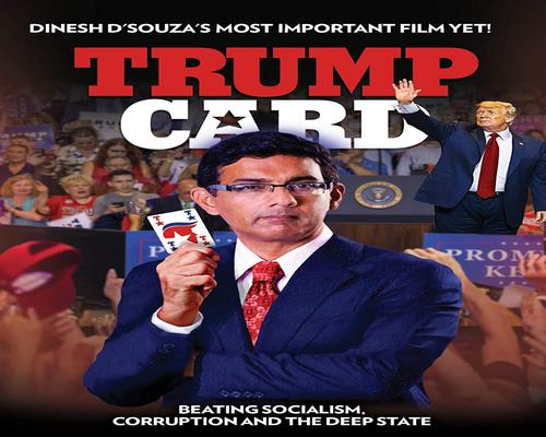 a Movie Trump Card