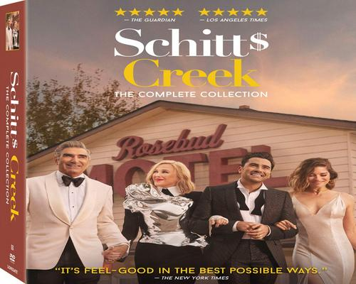 a Movie Schitt'S Creek Complete Collection
