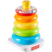 <notranslate>eine Fisher-Price Rainbow Pyramid Tour</notranslate>