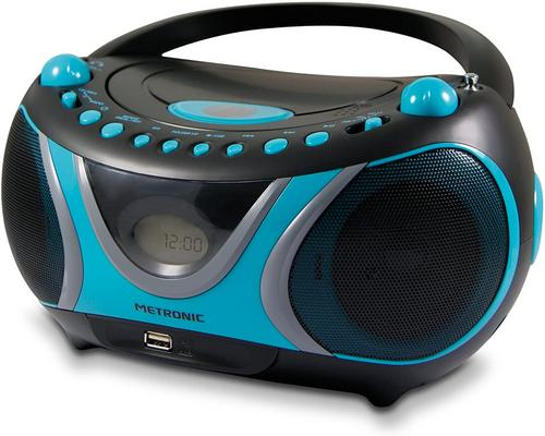 een Metronic 477118 Radio / Cd / Mp3-speler Sportsman