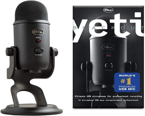 en Micro Pc Blue Yeti USB
