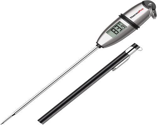 et Thermopro Tp02S termometer