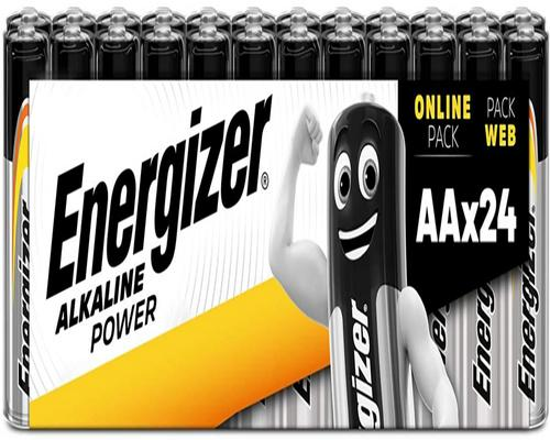 une Pile Energizer Aa