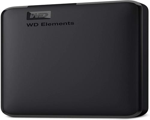 un Disque Wd Elements