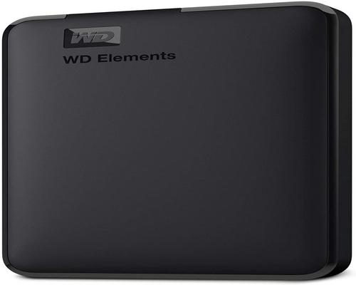 Wd Elements磁盘