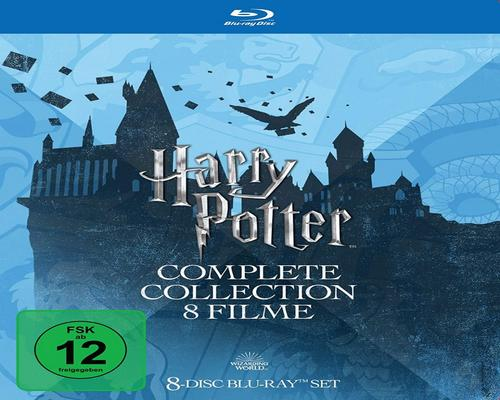 ein Film Harry Potter: The Complete Collection [Blu-Ray]