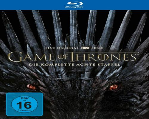 eine Serie Game Of Thrones - Staffel 8 [Blu-Ray]