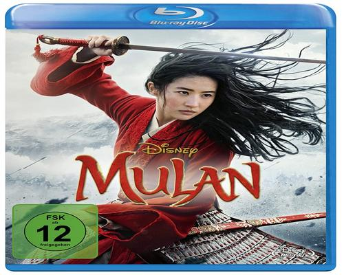 ein Film Mulan (Live-Action) [Blu-Ray]