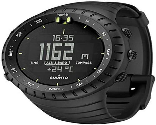 ein Suunto Core Digital Watch Herzfrequenzmesser