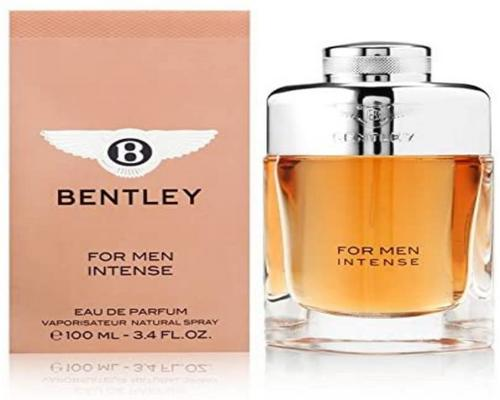 een Eau De Parfum Bentley Intense voor in 100 ml