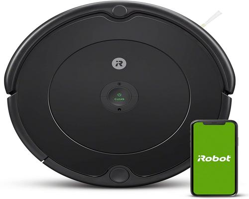 a Robot I Roomba 692 Connected Via Wi-Fi