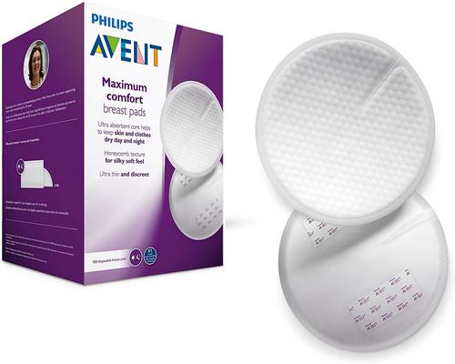 one Philips Avent Scf254 / 13 100 Disposable Nursing Pad
