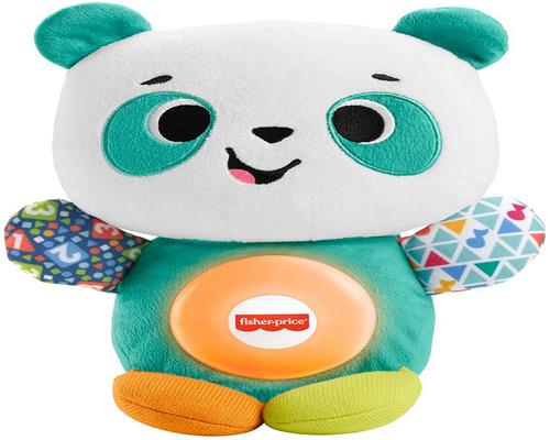 a Fisher-Price Linkimals Andrea Panda-lelu
