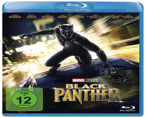 ein Film Black Panther [Blu-Ray]