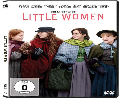 ein Film Little Women - Dvd