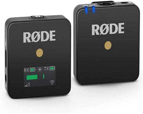 een Røde Wireless Pack