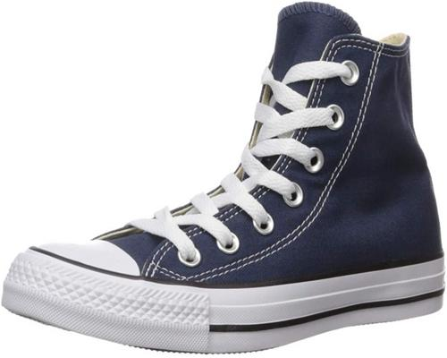a Pair Of Converse Chuck Taylor All Star Core Hi Sneakers