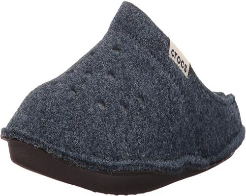 A Pair Of Crocs Classic Slipper Mules