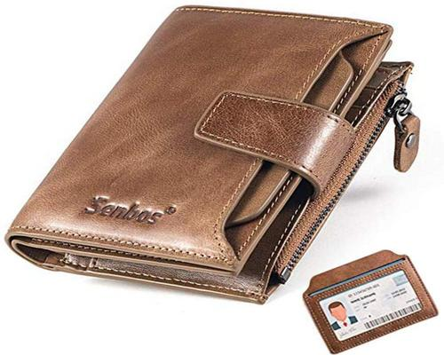 a Senbos Men's Wallet