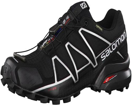 ein Trail Salomon Speedcross 4 Gtx De Homme