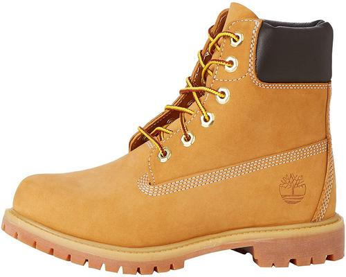 A Pair Of Timberland 6 Inch Premium Waterproof Shoes