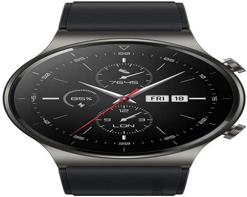 a Huawei Watch Gt 2 Pro Watch
