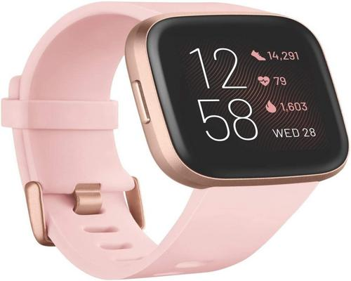 ein Fitbit Versa 2 Activity Tracker