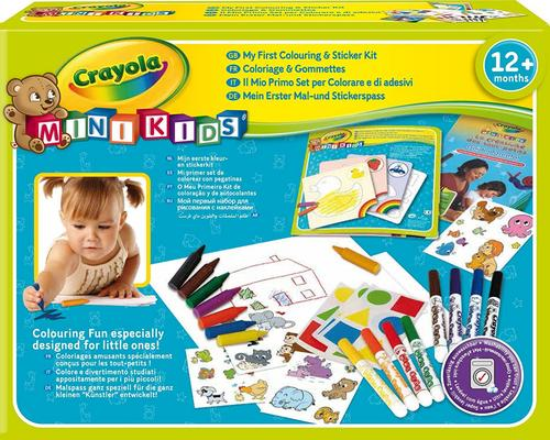 un Kit Crayola