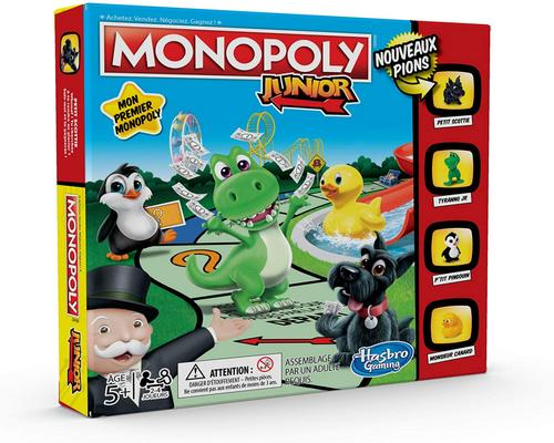 Junior Monopoly -peli