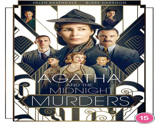 a Dvd Agatha And The Midnight Murders [Dvd]