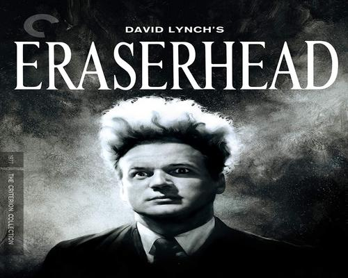 a Dvd Eraserhead (1977) (Criterion Collection) Uk Only [Blu-Ray] [2020]