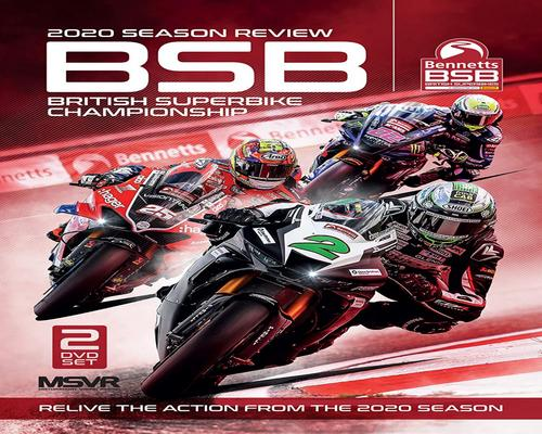 a Dvd British Superbike Season Review 2020 - Collectors Edition [Dvd]