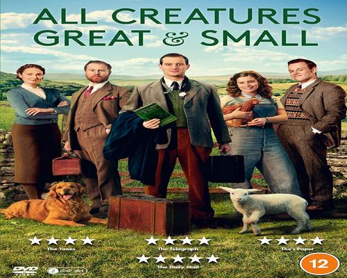 a Dvd All Creatures Great & Small [Dvd]