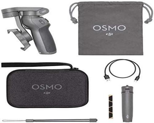 en support Dji Osmo Mobile 3 Combo