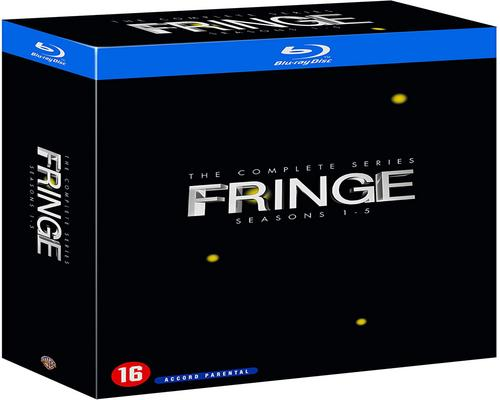 een Dvd Fringe - Complete Collection
