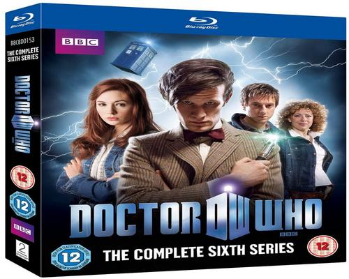een Film Doctor Who: The Complete Sixth Series
