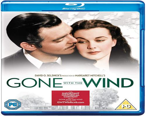 een Film Gone With The Wind