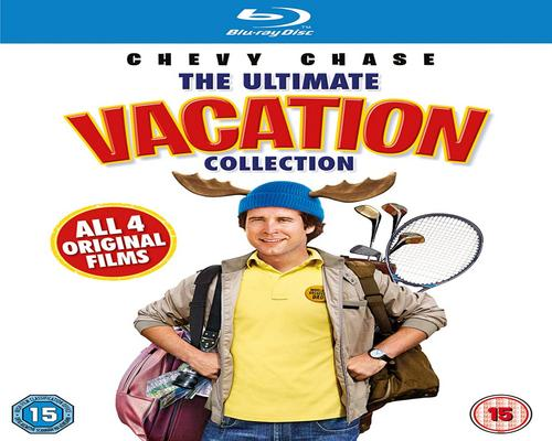 een Film National Lampoon'S Vacation Collection