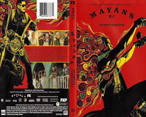 a Movie Mayans M.C.: The Complete Season 2 (Home Video Release)