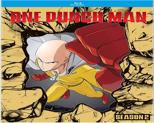 a Movie One-Punch Man: Season 2 (Bd) [Blu-Ray]