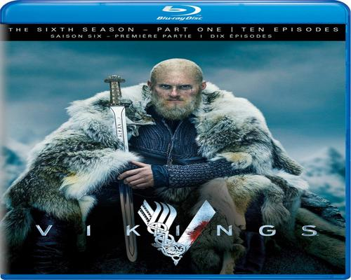 a Movie Vikings: The Sixth Season - Part One [Blu-Ray]