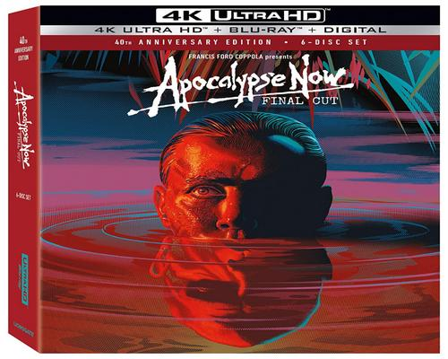 a Movie Apocalypse Now Final Cut [Blu-Ray]