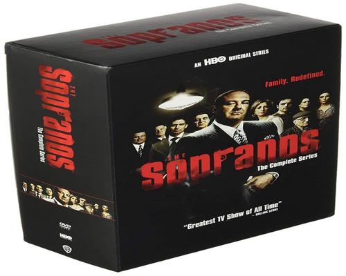a Movie Sopranos: The Complete Series (Rpkg) (Dvd)